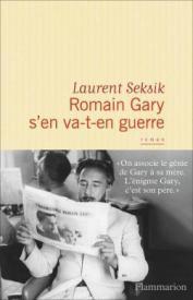 https://www.babelio.com/livres/Seksik-Romain-Gary-sen-va-t-en-guerre/901278